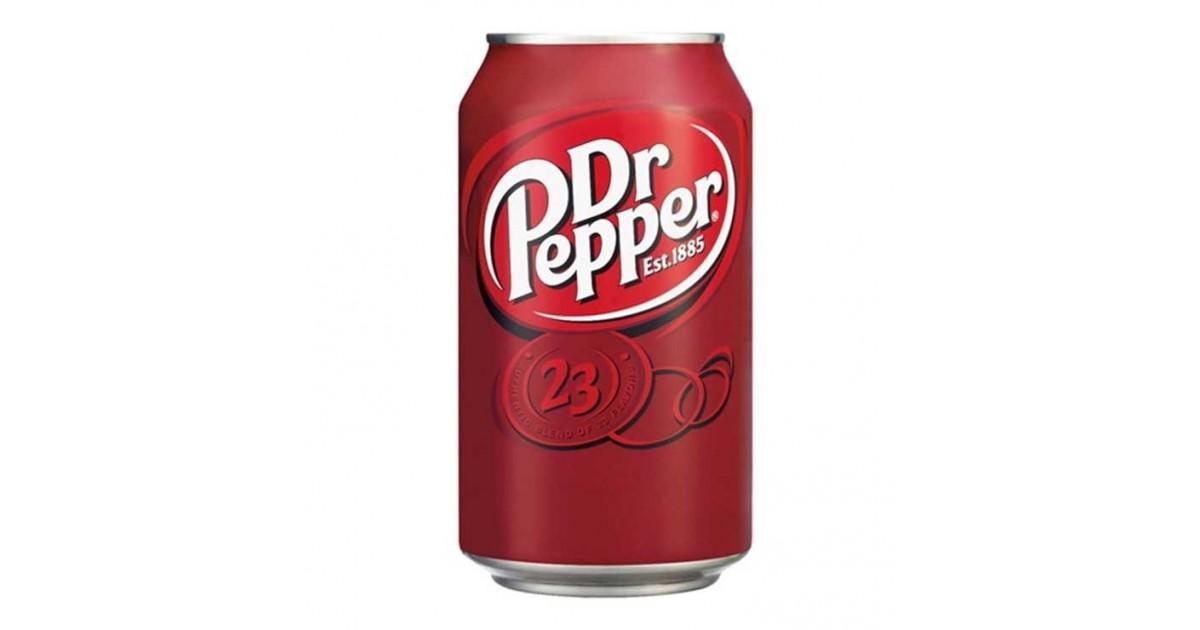 DR PEPPER - Canette