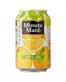 canette MINUTE MAID - Orange