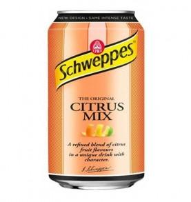 SCHWEPPES - Citrus Mix canette soda