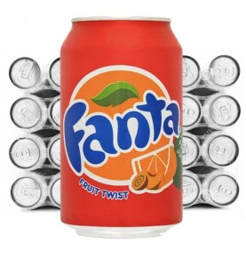 pack FANTA - Twist