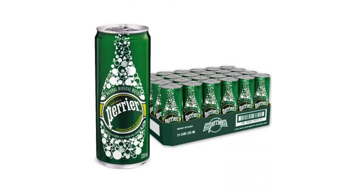 PERRIER pack