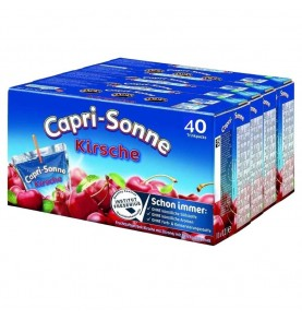 CAPRI-SUN  - Cerise pack