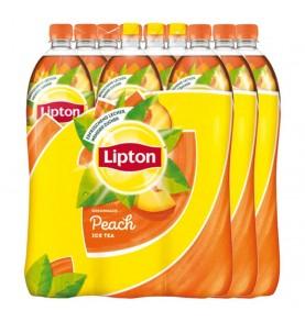 pack bouteille thé peach LIPTON - Ice tea Pêche