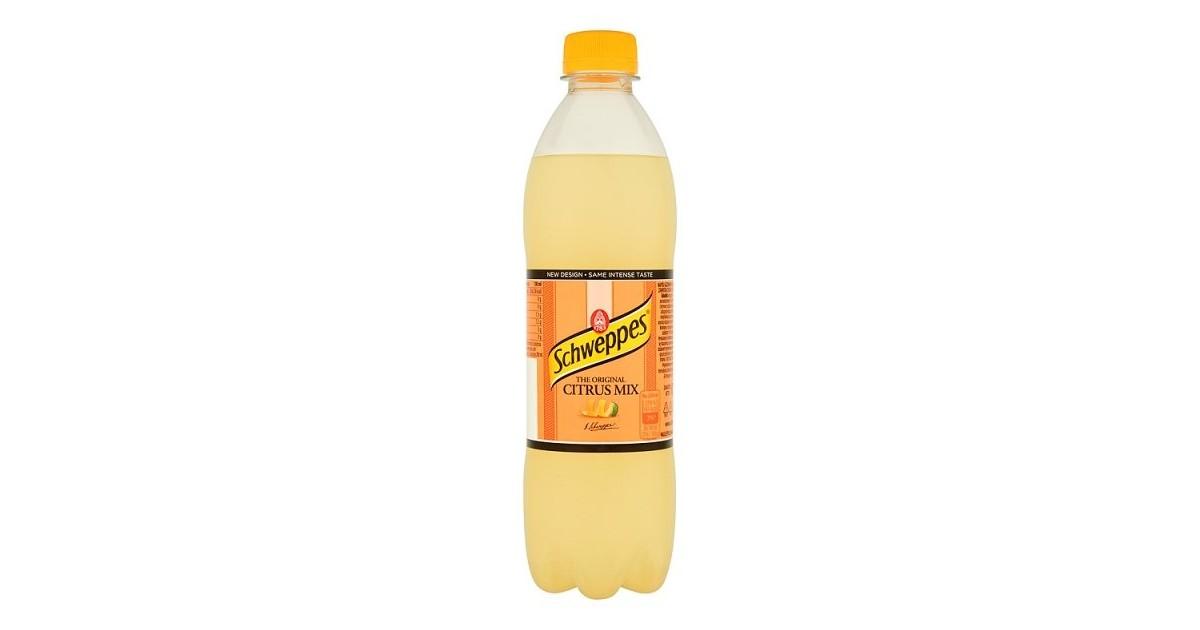 boisson SCHWEPPES - Agrumes