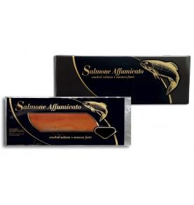 boite SALMONE AFFUMICATO - Saumon fumé en tranches