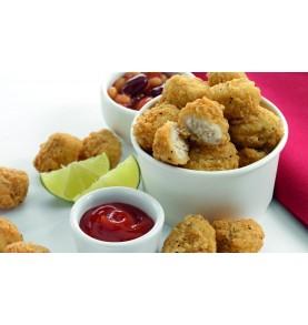 filets de poulet et déjà pré-frits